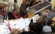 Ủy ban bầu cử Ukraine tố 'bị đe dọa'