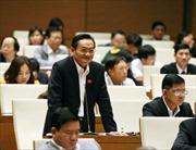 Thảo luận dự thảo Luật quản lý, sử dụng vốn nhà nước