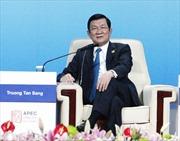 Toàn văn phát biểu của Chủ tịch nước tại Hội nghị cấp cao APEC