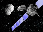 Robot Philae đáp xuống sao chổi cách Trái đất nửa tỉ km