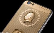 iPhone 6 khắc hình Tổng thống Putin giá khủng