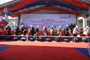 VietinBank xây dựng trụ sở chi nhánh tại Lào