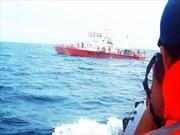 Đã phát hiện vị trí chìm tàu Phúc Xuân 68