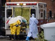 Bác sĩ Mỹ tử vong vì Ebola