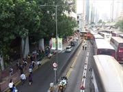 Tỷ lệ ủng hộ 'Chiếm Trung tâm' ở Hong Kong giảm mạnh
