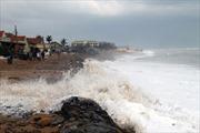 Phú Yên: Triều cường lại xuất hiện