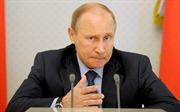 Tổng thống Putin: Mỹ không thể làm Nga 'khuất phục'