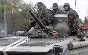 Nga cảnh báo xảy ra tấn công quân sự ở Đông Ukraine