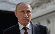 Tổng thống Putin: Không để 'cách mạng sắc màu' lan tới Nga