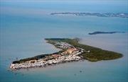 Đưa điện lưới quốc gia ra xã đảo Thạnh An