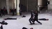 Doanh trại huấn luyện 'chiến binh nhí' của IS