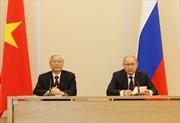 Tuyên bố chung về tăng cường quan hệ đối tác chiến lược toàn diện Việt-Nga