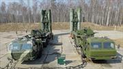 Nga bác tin bán tên lửa S-400 cho Trung Quốc
