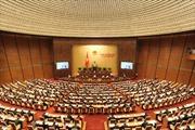Thông cáo số 27 Kỳ họp thứ 8, Quốc hội khóa XIII