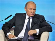 Ông Putin: 'Không thể nói chuyện với Moskva kiểu tối hậu thư'