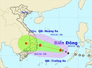 Triển khai các biện pháp đối phó cơn bão số 4