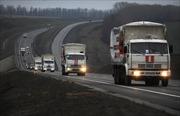 Nga tiếp tục gửi đoàn xe cứu trợ tới Đông Ukraine