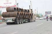 Tăng mức phạt vận chuyển hàng hóa quá tải trọng