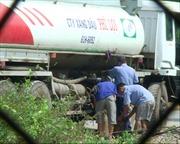 Chính phủ chỉ đạo làm rõ thông tin trộm cắp xăng dầu ở Bình Dương