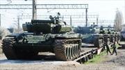 Quân đội Ukraine nhận 100 đơn vị vũ khí hạng nặng