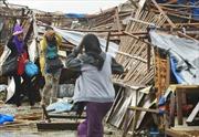 Bão Hagupit làm 2 người thiệt mạng tại Philippines