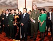 Kỷ niệm 70 năm Quân đội nhân dân Việt Nam tại CH Séc