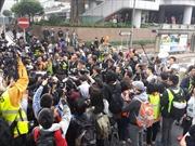Hong Kong bắt đầu giải tỏa 'Chiếm trung tâm'