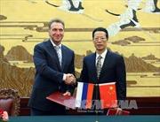 Nga-Trung nhất trí hợp tác phát triển vùng Viễn Đông