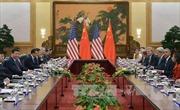 Trung, Mỹ tổ chức vòng đàm phán mới về đầu tư