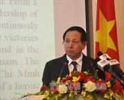 Kỷ niệm 70 năm thành lập QĐND Việt Nam tại Trung Quốc và Malaysia