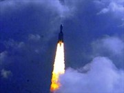 Ấn Độ thử thành công tên lửa đẩy vũ trụ