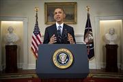Tổng thống Mỹ ký ban hành dự luật chi tiêu quốc phòng 2015