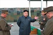 Triều Tiên tăng cường sức mạnh hạt nhân đối phó Mỹ