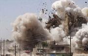 Liên quân không kích hàng chục cuộc ở Syria, Iraq