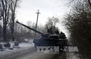 Lệnh ngừng bắn tại miền Đông Ukraine được tuân thủ