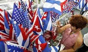 Tỷ lệ người Mỹ ủng hộ dỡ bỏ cấm vận Cuba tăng