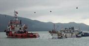 Cứu nạn thành công tàu cá Trung Quốc trên biển Việt Nam