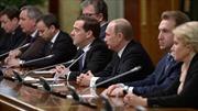 Ban lãnh đạo Nga không có kì nghỉ Năm mới