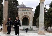 Cảnh sát Israel bị 'tấn công khủng bố' ở Đông Jerusalem