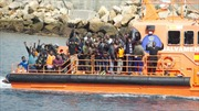 Tây Ban Nha giải cứu 45 người di cư trên biển