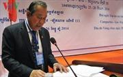 Việt Nam, Lào, Campuchia hợp tác ngành tòa án