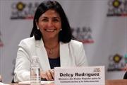 Venezuela thay bộ trưởng ngoại giao
