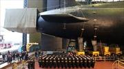 Nga đóng 2 tàu ngầm tên lửa Borei vào cuối 2015