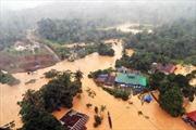 Hàng trăm nghìn người Malaysia phải sơ tán lũ lụt