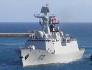 Tàu hộ vệ tên lửa của Trung Quốc đến vùng máy bay gặp nạn