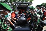 Vụ máy bay AirAsia mất tích: Tìm thấy thêm 7 thi thể