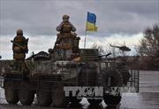 Ngoại trưởng Đức, Nga, Pháp, Ukraine điện đàm