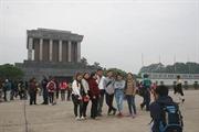Hà Nội: Đầu năm mới các điểm tham quan thu hút đông du khách