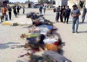 IS tiếp tục hành quyết 8 người Iraq