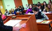 Nỗi lòng sinh viên miền Đông Ukraine